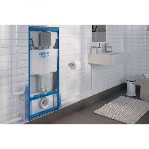 Watermatic Broyeur adaptable Waterwall avec bati support Grohe