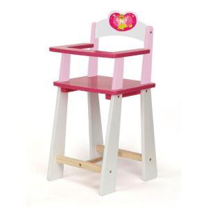 House of Toys Chaise haute pour poupon Fée