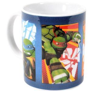 United Labels Tasse Tortues Ninja Character II en porcelaine