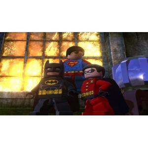 LEGO Batman 2 : DC Super Heroes [Wii U]