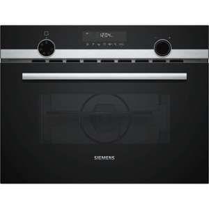 Siemens CM585AMS0 - Micro-ondes encastrable avec fonction grill