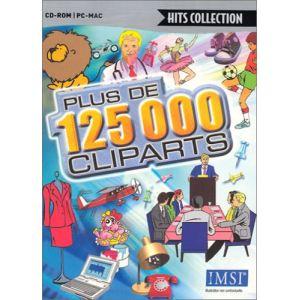 Plus de 125 000 Cliparts [Mac OS, Windows]