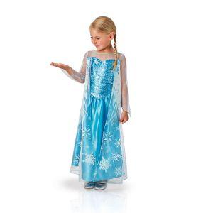 Déguisement Elsa 2 - 3 Ans La Reine Des Neiges 2