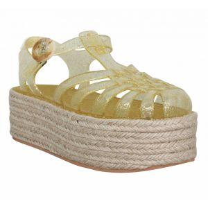 No Name X MEDUSE Calypso Meduse jelly Femme-36-Gold