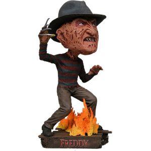 Neca Figurine Bobbing Head Les Griffes de la Nuit Freddy Krueger