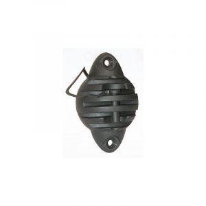 """Lacme Isolateur """"Pinlock"""" pour poteaux bois (x80)"""