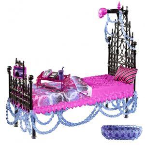 Mattel Monster High Lit de Spectra Vondergeist