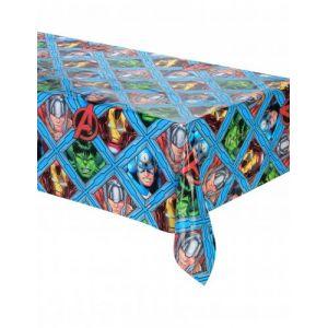 Nappe plastique Avengers Mighty (120 x1 80 cm)