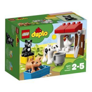 Lego 10870 - Duplo Ma Ville : Les animaux de la ferme