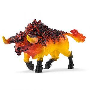 Schleich Figurine Eldrador : Taureau de feu