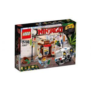 Lego 70607 - Ninjago : La Poursuite dans la ville