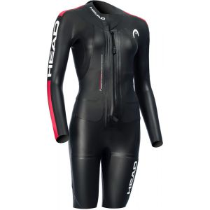 Head Swimrun Base SL - Femme - noir S Combinaisons triathlon