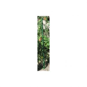 Pouss'vert Eco tuteur 180 cm plastique - couleur verte