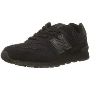 New Balance 574 Garcon Baskets Mode Noir 636fc8f5156a