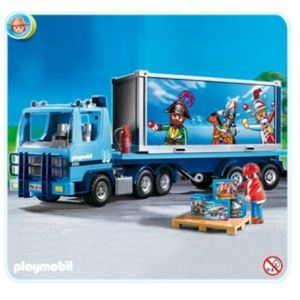 Playmobil 4447 - Camion porte-container