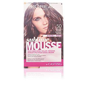 L'Oréal Casting Sublime Mousse 500 Châtain Naturel - Coloration soin permanente