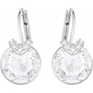 Swarovski Boucles d'oreilles 5292855 - Boucles d'oreilles Cristaux Métal Rhodié Femme