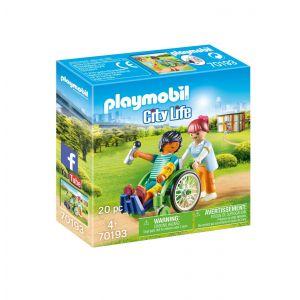 Playmobil City Life 70193 jouet, Jouets de construction