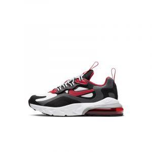 Nike Air Max 270 React Blanc/gris/rouge 35 Unisex