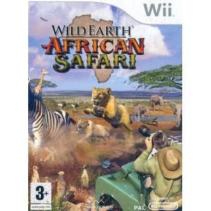 Wild Earth : African Safari [Wii]
