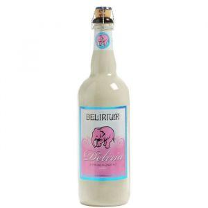 Brasserie Huyghe Delirium Deliria - Bière Blonde - 75 cl - 8,5 %