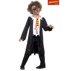 Smiffy's Déguisement écolier zombie enfant 7-9 ans (130/143 cm)