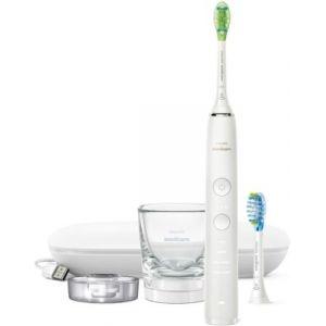 Philips DIAMOND CLEAN 9000 WHITE HX9913/03 - Brosse à dents électrique