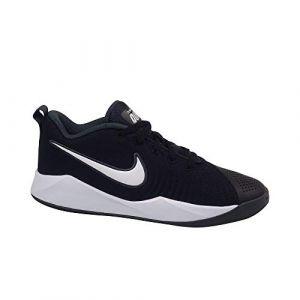 Nike Chaussures de basketball Team Hustle Quick 2 Noir - Taille 37,5