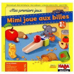 Haba Mes premiers jeux : Mimi joue aux billes