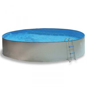 Toi Piscine 8863 - Piscine ronde en acier 400 x H90 cm