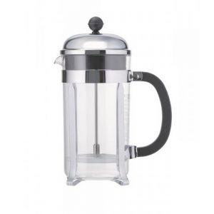 Bodum 1928-16b Cafetière à piston 8 tasses 1l blanc chambord