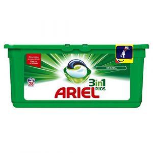 Ariel 3-en-1 Pods Lessive Capsules 28 Lavages
