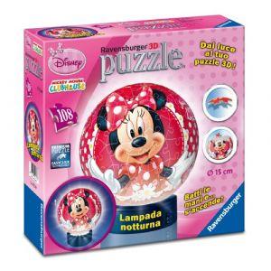 Ravensburger Puzzle Ball 3D Minnie (108 pièces)
