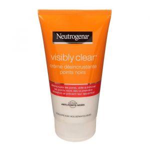 Neutrogena Visibly Clear - Crème désincrustante points noirs