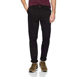 Jack & Jones NOS Jjimarco Jjbowie Sa Black Noos Pantalon, Noir, W32/L30 (Taille Fabricant: 32) Homme