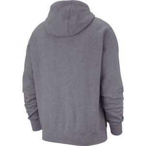 Nike Sweat a capuche sportswear club fleece gris xl