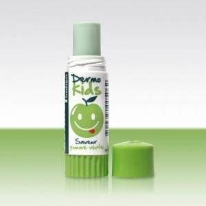 Dermokids Pomme verte - Stick lèvres