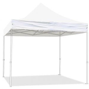 MobEventPro Bâche de toit 4x4m pour tente pliante