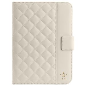 Belkin F7N040VFC0 - Etui Quilted pour iPad mini