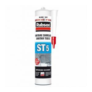 Rubson Mastic Sanitaire Pro ST5 - Couleur Noir