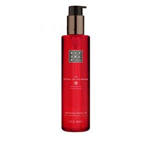 Rituals The Ritual of Ayurveda Huile de douche Rose Des Indes & Huile d'amande Douce, 200 ml