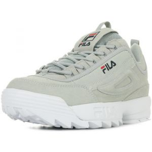 FILA Chaussures Disruptor S Low Gris - Taille 41,42,43,44,45