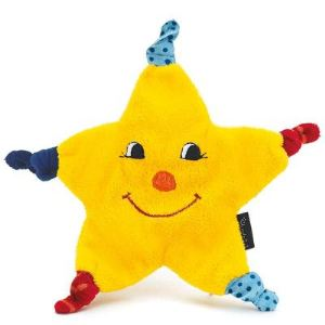 Sterntaler Doudou Étoile 21 cm