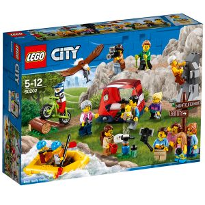Lego 60202 -City : Les aventures en plein air