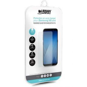 Urban Factory Protection écran smartphone PROTECTION D'ECRAN EN VERRE TREMPE POUR SAMSUNG GALAXY A8