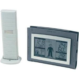 Technoline WS 9611 IT - Station météo, température intérieure et extérieure