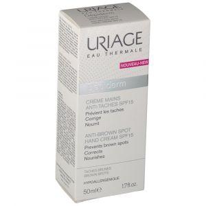 Uriage Depiderm - Crème main anti-taches SPF15