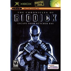 The Chronicles of Riddick : Escape from Butcher Bay sur XBOX