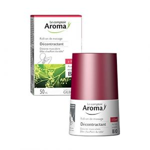 Le comptoir Aroma Roll-on de massage décontractant