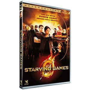 Starving Games - Les jeux de la faim [DVD]